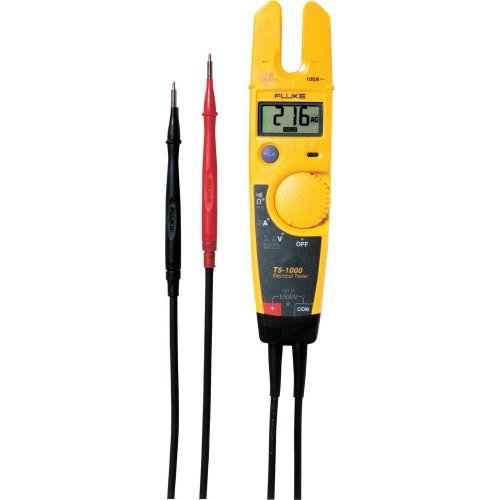 Fluke T5-1000: 1000V Voltage And Continuity Tester