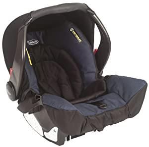 Graco SnugSafe Group 0+ Car Seat (Navy)