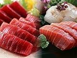 紀州勝浦産近海物天然本鮪 「海桜鮪」100g2点セット(赤身・中トロ) ランキングお取り寄せ
