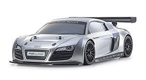 "Kyosho 33201B FW-06 Audi R8 Nitro RC Car Ready Set - ""RTR"" (1:10 Scale)"