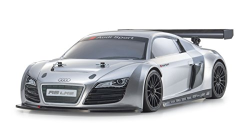 Kyosho 33201B FW-06 Audi R8 Nitro RC Car Ready Set -