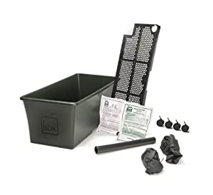 EarthBox 1010001 Garden Kit, Dark Green