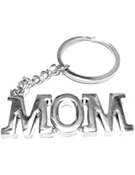 GCT MOM / Mothers Day Gift Metal Keychain / Keyring / Key Ring / Key Chain