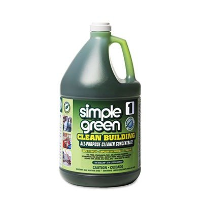 Simple Green 11001CT Clean Building All-Purpose Cleaner Concentrate, 1gal Bottle (Pressure Washer Chemicals compare prices)