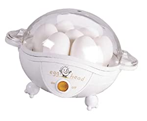 Toastmaster 6506 Egg Head Egg Cooker