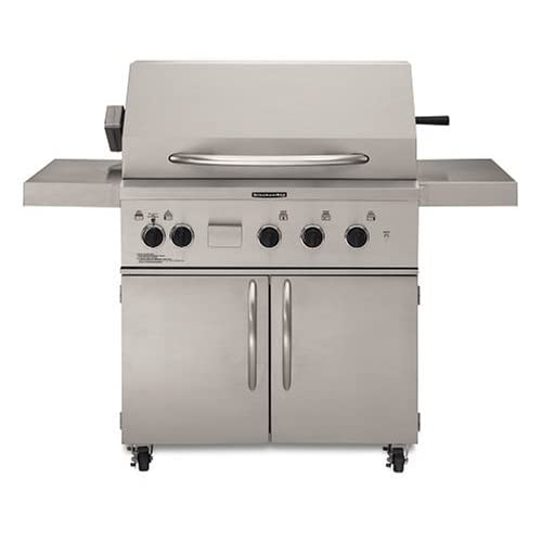 Kitchenaid Kfgr364lss 36 Inch Propane Gas Grill With Rotisserie Discontinued By