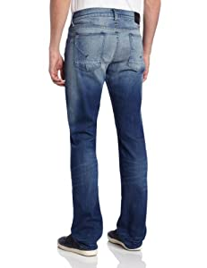 6e20a36bdb0 Hudson Men s Byron Straight Leg Jean in Seether at Amazon Men s Clothing  store
