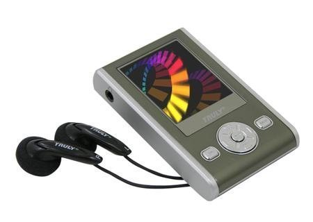 Victory Pic-N-Roll 512 MB MP3 Player and Photo Viewer (Silver)