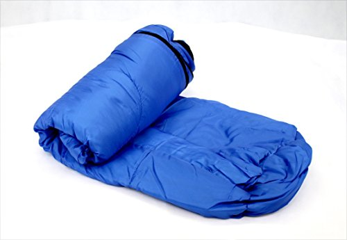Complete-camping-kit-The-Lazy-Buddy-sleeping-bag-chair-mat-torch-raincoat-pillow-Perfect-for-festivals