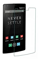 Hi-Gear Premium Tempered Glass Screen Protector Skin Cover for OnePlus One