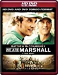 We Are Marshall [HD DVD]