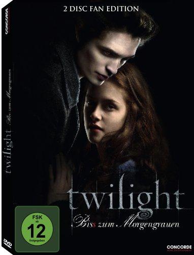Twilight - Bis(s) zum Morgengrauen (Fan Edition) [2 DVDs]