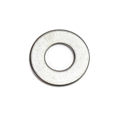 Stainless 3/8 USS Flat Washer *(More Selections in Listing)*, 304 Stainless Steel, (3/8 FLATS (50 PCS)) (Stainless Steel Flat Washer compare prices)