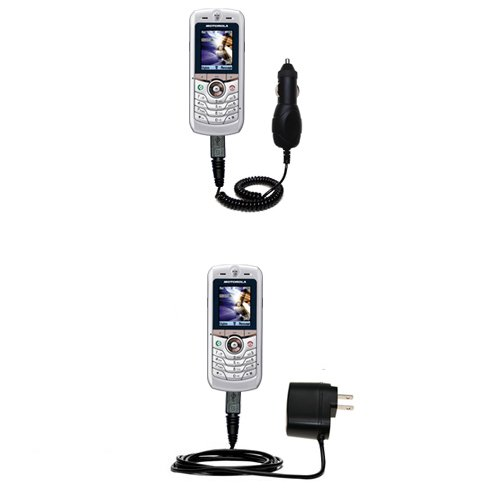 Essential Gomadic Ac /Dc Charge Accessory Bundle For The Motorola L2 L6. Kit Includes The Gomadic Home And Car Chargers At A Money Saving Price. Based On Tipexchange Technology