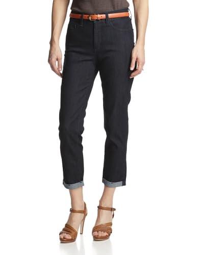 NYDJ Women's Kendall Roll-Cuff Crop Jean
