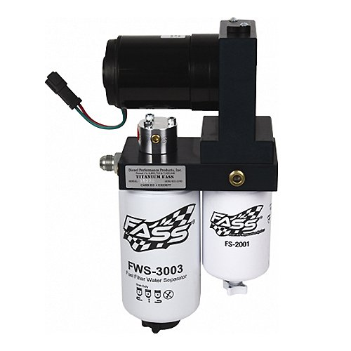 FASS Titanium Series Fuel Air Separation System Universal Fit - T 095G