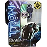 Disney TRON Legacy: Light Cycle Sam Flynn -- Zero Gravity RC Vehicle
