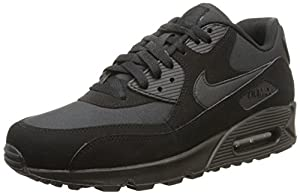 Nike Air Max 90 Essential (537384-046), Negro, 42,5