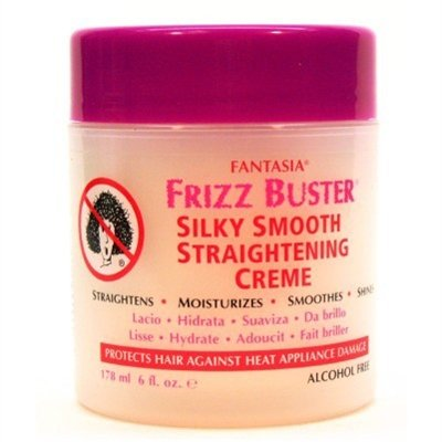 Fantasia Frizz Buster Creme Straightening 6oz