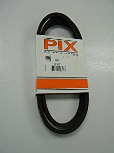 "1/2"" X 83"" Belt, Use To Replace: Craftsman 137153, 139573, 158818, 141416; Simplicity 1721532, Murray 37X63, 37X63MA from Pix"