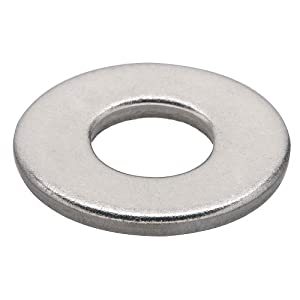 Crown Bolt 32490 1/4 Inch Stainless Steel Cut Washers, 100-Count