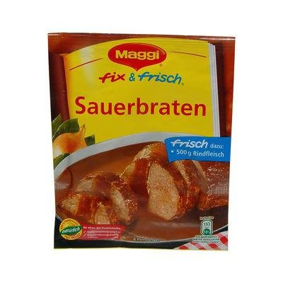 Maggi Fix für Sauerbraten von Maggi GmbH bei Gewürze Shop