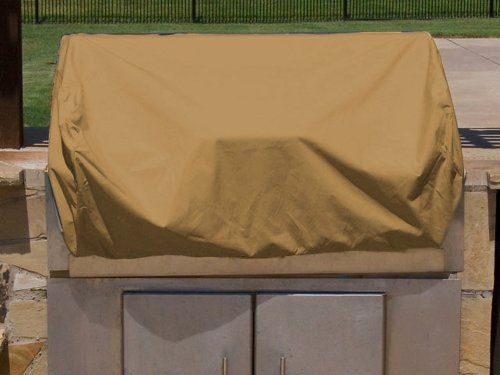 Covermates Built-In Grill Cover : 42L X 28W X 14H Ultima Solution Dyed Polyester