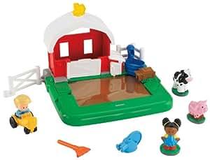 Fisher-Price Little People Apptivity Barnyard Playset