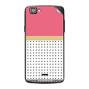 Skin4Gadgets Dots Phone Skin STICKER for XOLO ONE