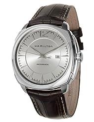 Hamilton Men's H36515555 Cushion 1923 Silver Dial Watch
