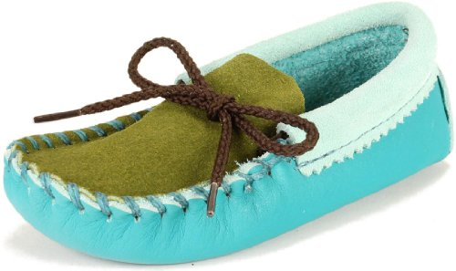 "Itasca Moccasin Children'S Sinsinawa ""Groovy"" Moccasin Size: 9 front-1031611"