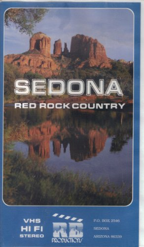 Sedona:Red Rock Country [VHS]
