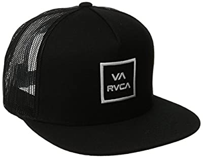 RVCA Men's VA All The Way Truck Hat