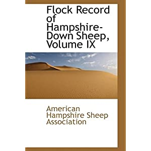 flock record of hampshire down
