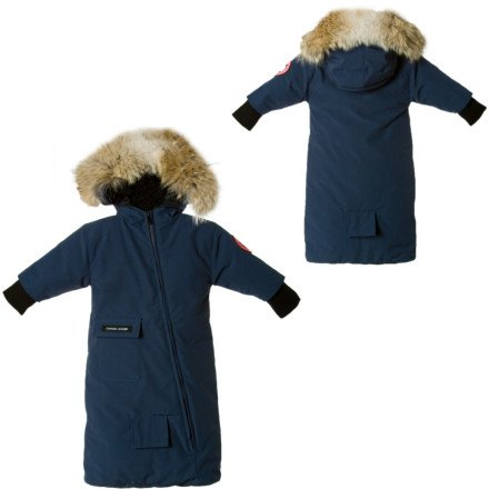 Canada Goose Baby Bunting - Infant Boys' Spirit, 3-6 Months