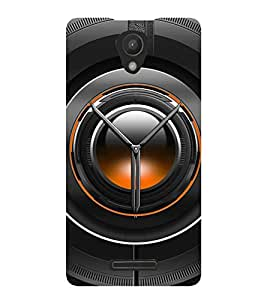 BLACK LENS DEPICTING THE POWER OF PHOTOGRAPHY 3D Hard Polycarbonate Designer Back Case Cover for Xiaomi Redmi Note 2 :: Xiaomi Redmi Note 2 (2nd Gen) :: Redmi Note 2 Pro