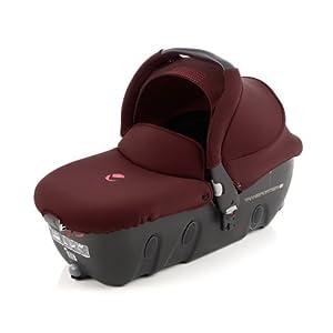 Capazo con Respaldo reclinable Jane Transporter R62 Flame marca Jane - BebeHogar.com