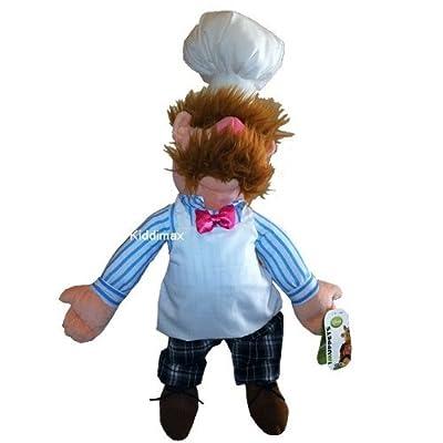 The Muppet Show 51cm Swedish Chef Plush