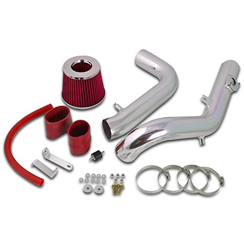 Spec-D Tuning AFC-TC05RD-AY Scion tC 2dr Coupe 2.4L L4 Cold Air Intake+Red Filter (Cold Air Intake For 2006 Scion Tc compare prices)