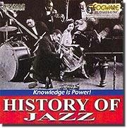 History of Music:  History of Jazz (Jewel Case)