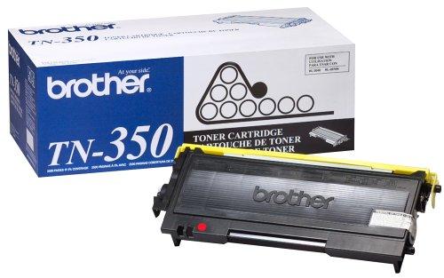 Brother TN350 Genuine Black Toner Cartridge