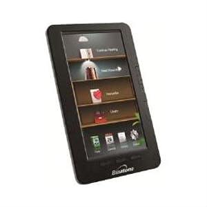 BINATONE 1042285 ReadMe Mobile Slimline Colour Screen eBook Reader with Wi-Fi (Black) by Binatone