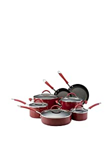 KitchenAid Aluminum Nonstick 12-Piece Cookware Set