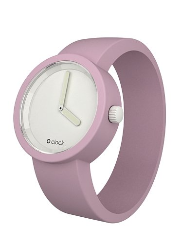 Oclock White Collection CIPRIA\/POWDER Size S Unisex Watch