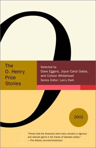 The O. Henry Prize Stories 2002 (Prize Stories (O Henry Awards))
