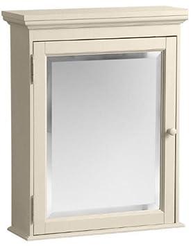 """Foremost CTAC2429 Cottage 23 5/8"""" Medicine Cabinet, Antique White"""