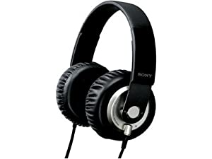Sony MDRXB500 Extra Bass Headphones with Large 40mm Driver Unit