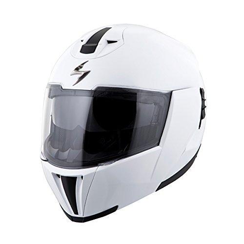 Scorpion EXO-900X TransFormerHelmet 3-In-1 Street Motorcycle Helmet (Black, X-Small)