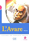 Image of L'Avare - Livre & CD-Audio (French Edition)
