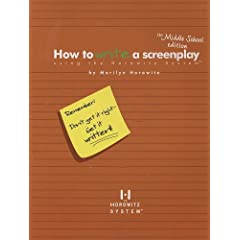 How to Write a Screenplay Using the Horowitz System